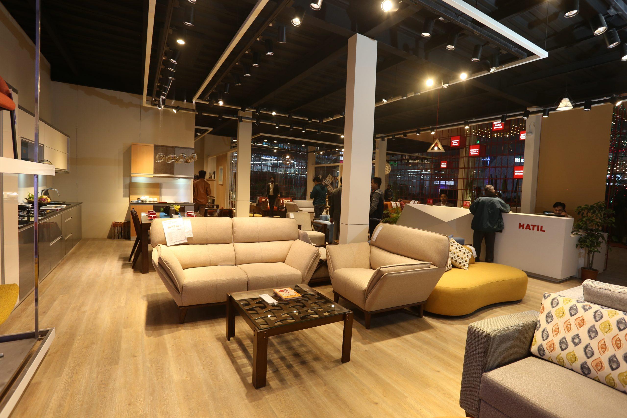 DTC-Pavilion-HATIL-Furniture-Dhaka-International-Trade-Fair-Interior