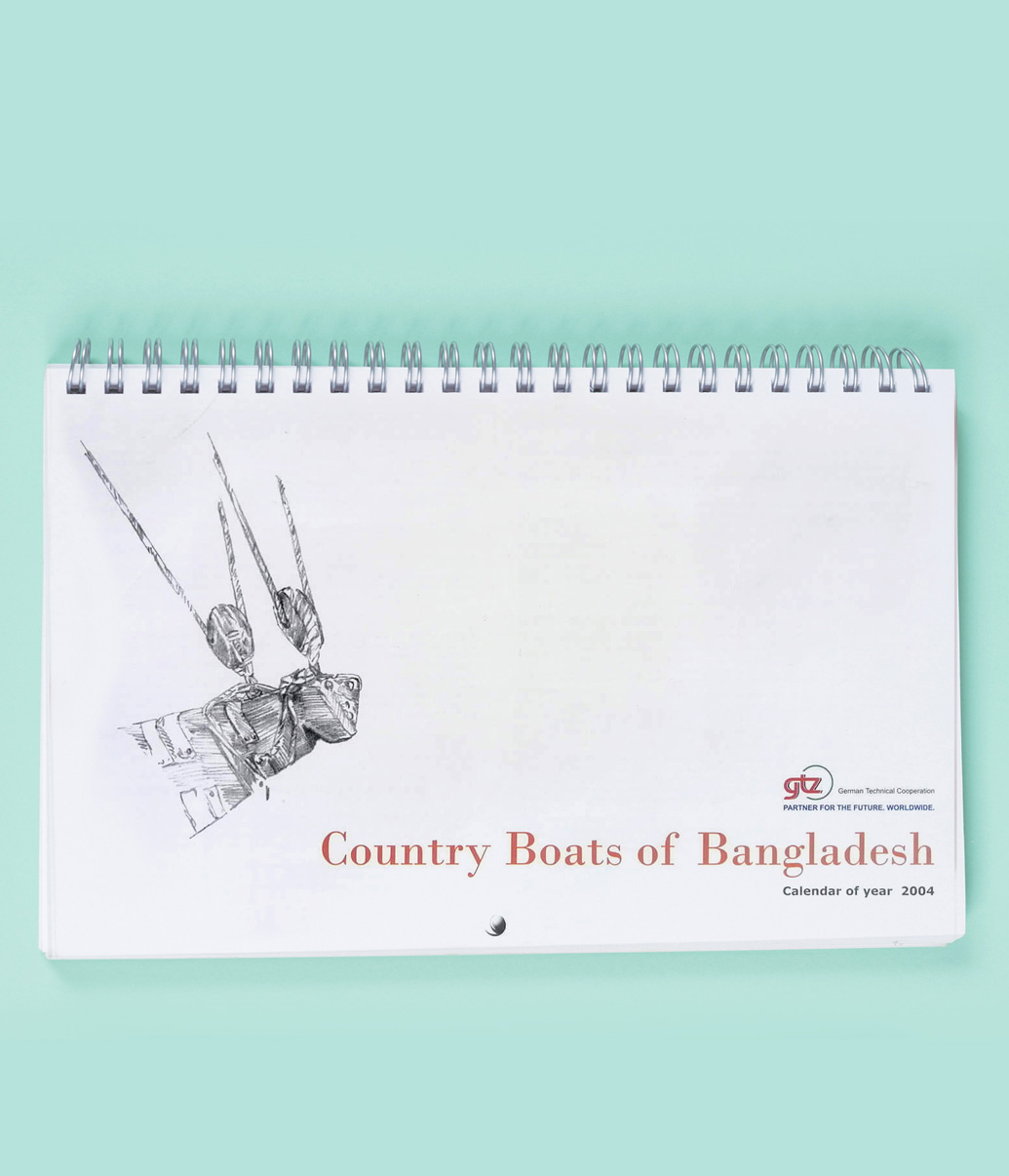 Country-Boats-of-Bangladesh-Calendar-2004