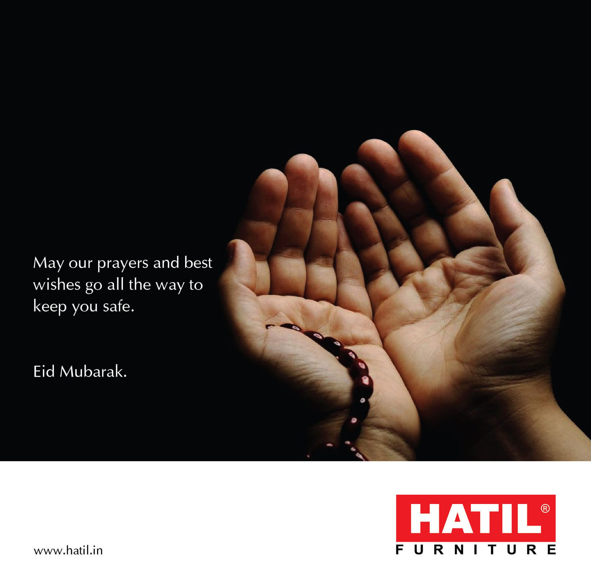 EID GREETING - FOR SHOWROOMS IN INDIA