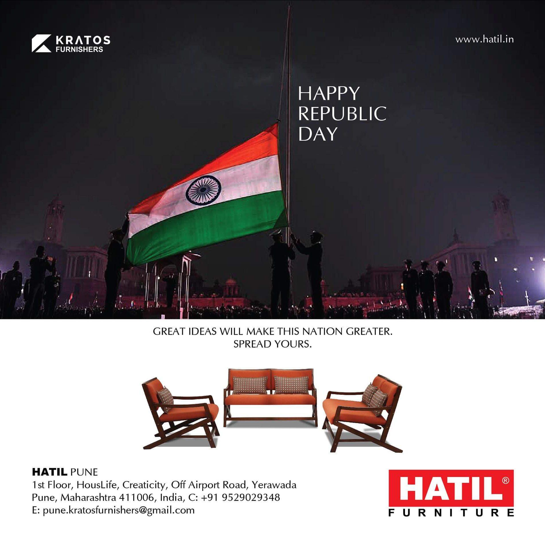 REPUBLIC DAY : PUNE, INDIA