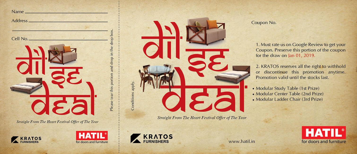 SALES PROMO : CHANDIGARH, JAMMU & KASHMIR (INDIA)